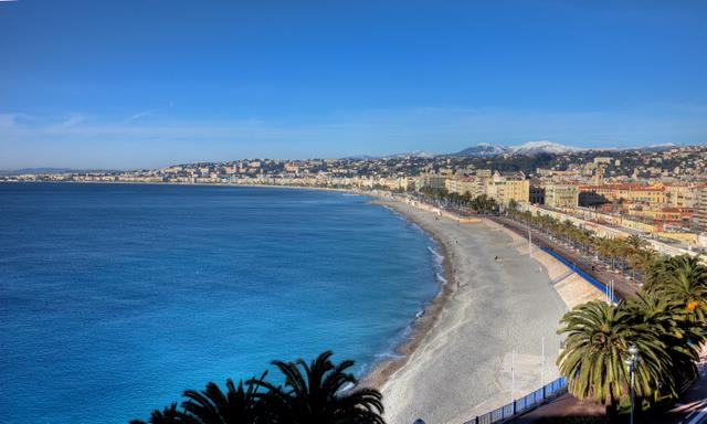 Day 7 - Nice (French Riviera)