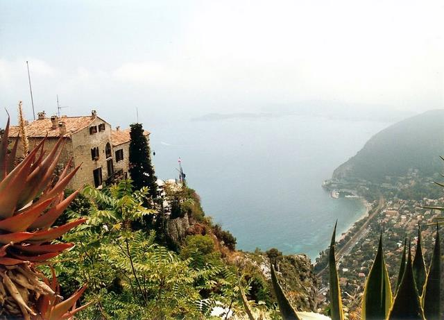 Day 8 - Eze Village (French Riviera)