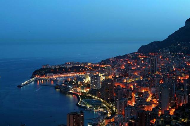 Day 8 - Monaco/Monte Carlo